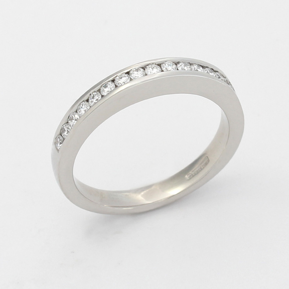 Diamond wedding ring Bristol